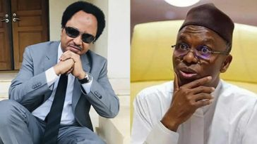 """You're Unfit To Govern Kaduna"" - Shehu Sani Attacks El-Rufai, Says Betryal Is In His DNA 14"