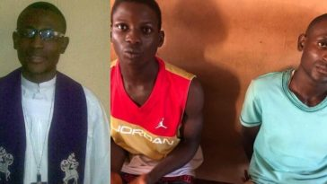 Pastor 'Kidnaps Himself', Demands N3 Million Ransom From His Church Members 13