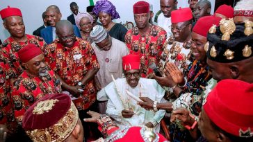 """We're Begging You To Consider South-East For Position Of SGF"" - Igbo Group Appeals To Buhari 6"