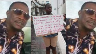 Rivers Lawmaker Suspended For Allegedly Raping Female Hotel Attendant In Abuja 1