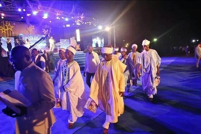 PHOTOS: Imams, Traditionalists Receives Jesus Christ At Pastor Oyakhilome's Crusade 2