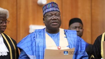 """""""National Assembly Will Pass Budget Within 3 Months Under My Leadership"""" – Ahmed Lawan 10"""
