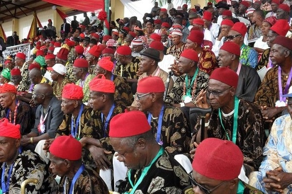 Ohaneze Ndigbo Warns Nigerians Of Possible Civil War That Will Be Caused By Northerners 1