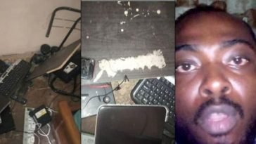 """""""My Elder Brother Wants To Kill Me, Help Me"""" - Nigerian Musician Cries Out [Video] 1"""