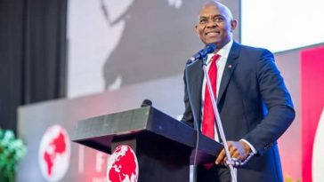 """Buhari's Commitment To Lift 100 Million Nigerians Out Of Poverty Is Very Possible"" - Tony Elumelu 4"