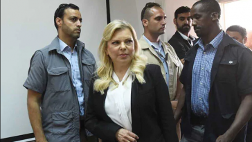 Israeli Prime Minister's Wife Convicted Of Misusing Public Funds To Pay For Expensive Restaurant Meals 4