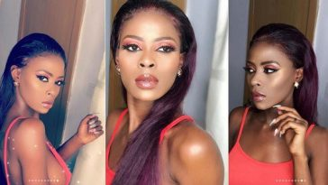"""""""You Will Die This Year"""" - BBNaija Khloe Tells Fan Who Told Her To Stop Smoking 5"""