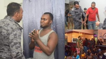 Over 80 Nigerians Living Illegally In Malaysia Have Been Arrested For Fraud, Cultism [Photos] 5
