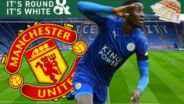 Super Eagles Midfielder, Wilfred Ndidi Speaks On Joining Manchester United This Summer 1