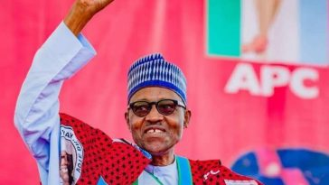 APC To Expel Member Seeking Constitution Ammedment In Court For Buhari's Third Term 2