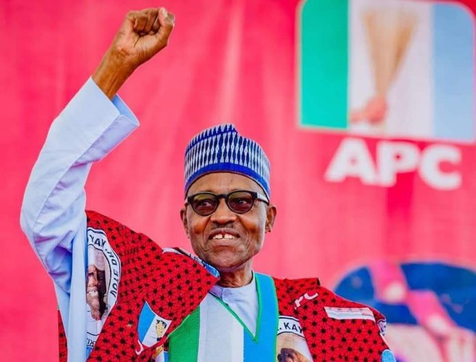 APC To Expel Member Seeking Constitution Ammedment In Court For Buhari's Third Term 1