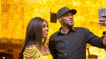 Annie Idibia Fires Back At Fan Who Called Husband 2Face A '21st Century Father Abraham' 5