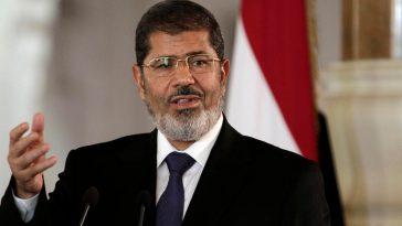 Former Egypt President Mohammed Morsi dies after collapsing in court. 6