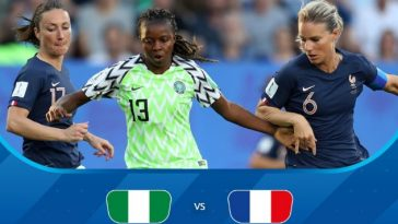 Womens World Cup: France Controversially Defeat Nigeria 1-0 [Watch Highlight] 3
