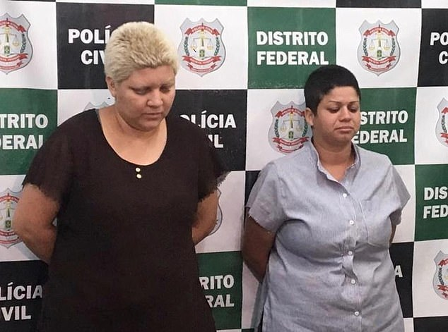 Mum And Her Lesbian Lover Behead & Butcher Young Son Because 'He Reminds Her Of Father' 1