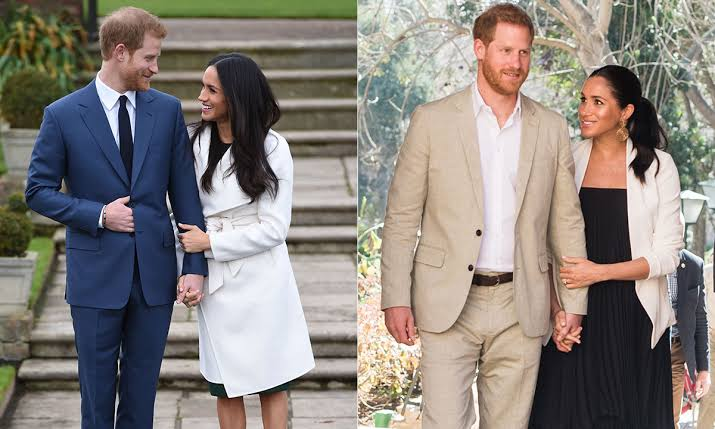 Prince Harry Accused Of Cheating On Meghan Markle With Model 1