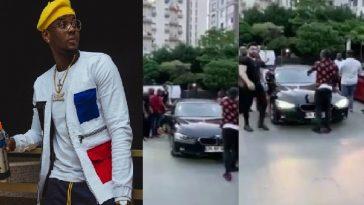 Kizz Daniels' Show In Turkey Ended In Violence After He Refused Selfie With Fan [Video] 5