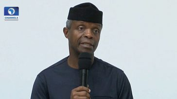 It's Not True That President Buhari Doesn't Know How To Govern Nigeria - VP Osinbajo 6