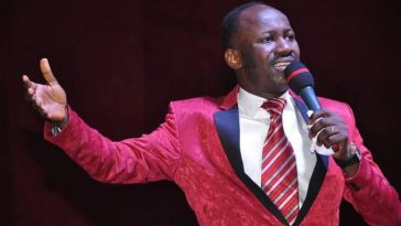 Any Voice Telling You To Challenge Your Husband Is From Spiritual Husband – Apostle Suleman 6