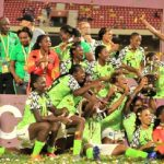 Super Falcons Celebrates Their 'Second Chance' To Round 16 Qualification After 'Argentina vs Scotland' Dramatic Draw 28