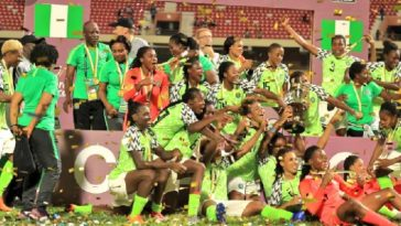 Super Falcons Celebrates Their 'Second Chance' To Round 16 Qualification After 'Argentina vs Scotland' Dramatic Draw 10