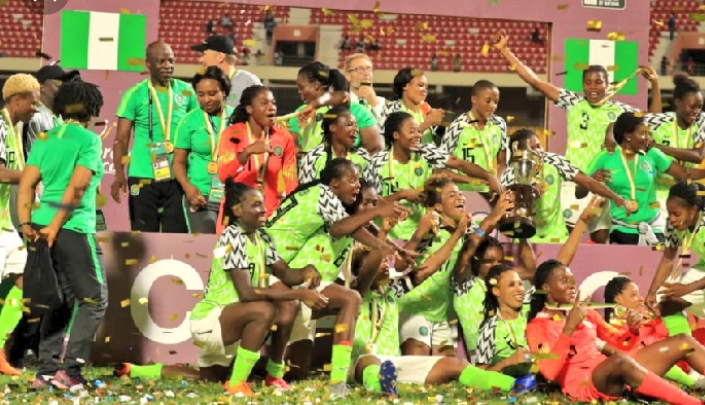 Super Falcons Celebrates Their 'Second Chance' To Round 16 Qualification After 'Argentina vs Scotland' Dramatic Draw 1
