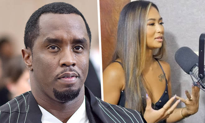 P.Diddy's Ex Girlfriend Reveals How She Aborted 2 Pregnancy For Him While He Was Dating Cassie 1