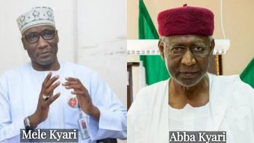 Newly Appointed NNPC GMD 'Mele Kyari' Related To Buhari's Chief Of Staff 'Abba Kyari'? 5
