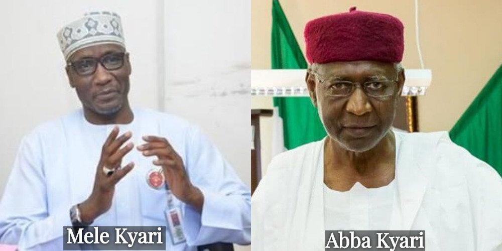 Newly Appointed NNPC GMD 'Mele Kyari' Related To Buhari's Chief Of Staff 'Abba Kyari'? 1