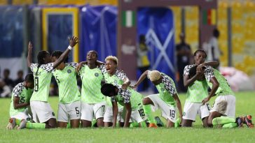 Women's World Cup: Nigerian Super Falcons Qualify For Round 16 [See Full Fixtures] 2
