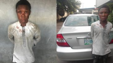 Domestic Staff Murders Employer And Her Mom Barely Two Days After His Employment In Lagos 3