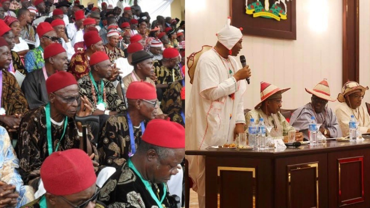 """""""Don't Taste Wrath Of Igbos, We Have Accommodated You"""" - Ohanaeze Warns Miyetti Allah 1"""