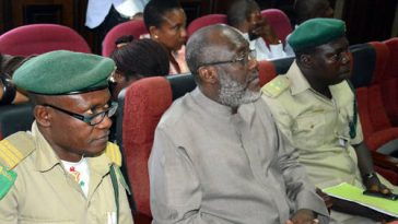 """""""N400 Million Money Laundering Was Paid To Me By Goodluck Jonathan, Not Dansuki"""" - Metuh 3"""