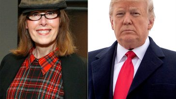 75-Year Old Woman Claims President Trump Attacked And Raped Her In A Dressing Room 7