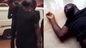 Man Battles For His Life After Taking High Alcoholic Drinks On Bet With His Friends [Video] 2
