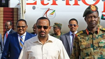 Ethiopian Chief Of Army Staff Shot Dead By His Own Bodyguard In Coup Attempt 4