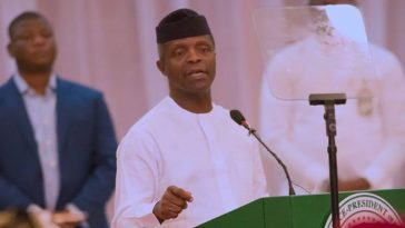 VP Osinbajo Gives Reasons Why Anambra Has A Special Place In President Buhari's Heart 5