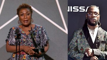 Burna Boy's Mom Accepts His 'Best International Act' At 2019 BET Awards With Powerful Speech 5