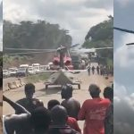 NCAA Begins Investigation Into Helicopter Landing On Lagos-Benin Expressway 28