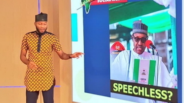 AIT Journalist, Ohimai Amaize Flees Nigeria Over Threats Of Arrest By Buhari's Government 3