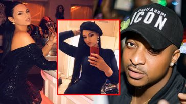 """""""Stop Pushing People Back Together"""" - Sonia Lareinaa Makes It Clear She's No Longer With IK Ogbonna 1"""