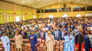 Nigerian Governors Reveals They Insist On Creation Of State Police Despite Existing Federal Police 8