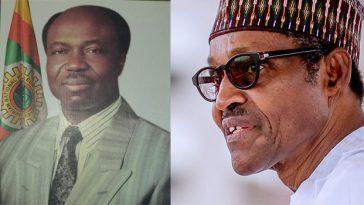 President Buhari Appoints 'Thomas John' As Acting Chairman of NNPC Board 6