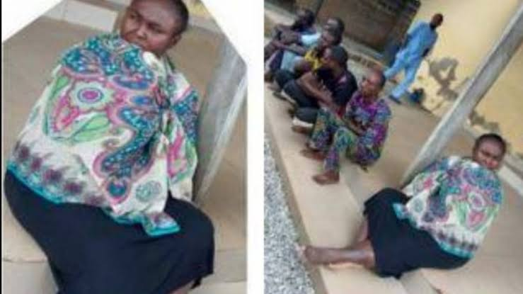 Housewife Fakes Her Own Kidnap To Raise N5million For Her Husband Through His Rich Family 1