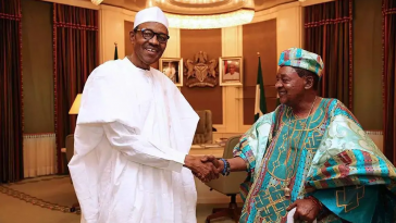 """Stop Blaming Buhari, Even Our Son 'Obasanjo' Did Not Do All We Wanted"" - Alaafin Of Oyo 7"