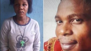 Police Arrest 20-Year-Old Wife For Stabbing Her Husband To Death In Anambra 6
