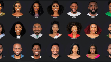 Meet All The 21 Housemates Of 2019 Big Brother Naija As Show Kicks Off [Photos/Video] 7