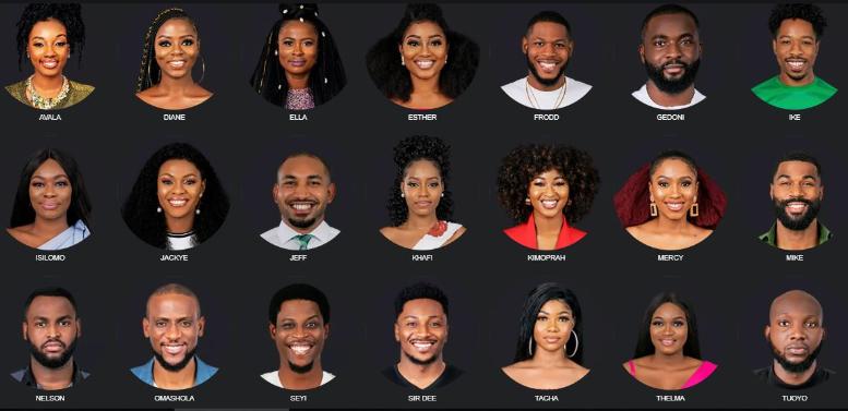 Meet All The 21 Housemates Of 2019 Big Brother Naija As Show Kicks Off [Photos/Video] 1
