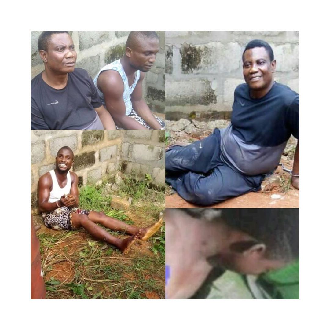Man Arrested For Giving Out His 18-Year-Old Girlfriend To A Ritualist In Delta State [Photos] 2