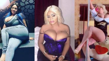 """""""My Marriage May Not Last A Month"""" - Controversial Busty Actress, Cossy Orjiakor 2"""